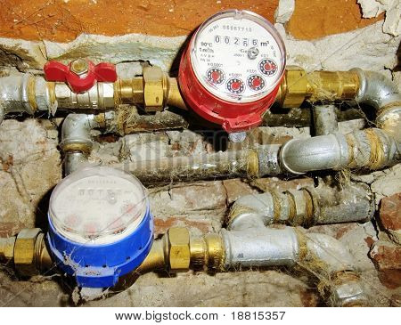 Pipes & meters