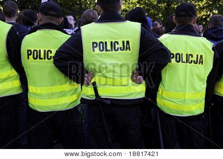 Police patrols