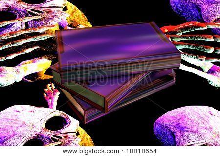 Black magic books