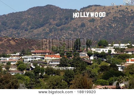 Hollywood-Schild, Los Angeles