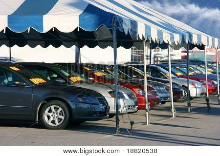 Autos Verkauf