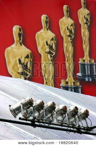 Oscar academy awards at the Kodak Theather in Los Angeles