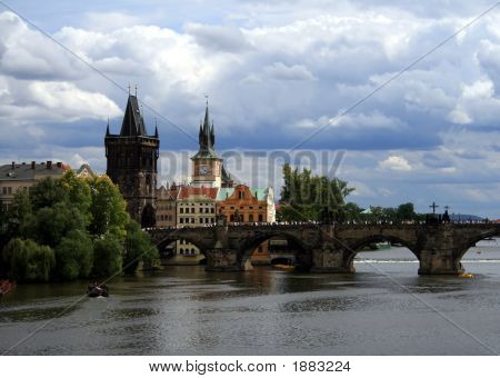 Karlov Bridge