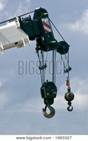 Heavy Duty Hooks