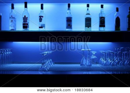 alcohol bar