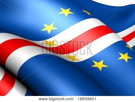 Flag Of Cap-vert