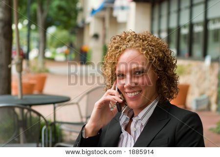 Business Woman In The City 6