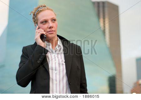 Urban Business Woman 2