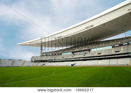Olympic Stadium In Istanbul