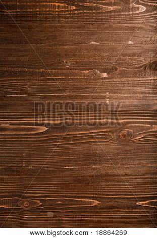Brown wood texture detail