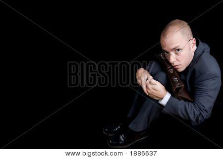 Repressed Businessman.