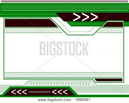 Abstract Arrow Background 8