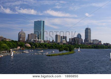 Boston von der Charles