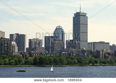 Boston With Boats