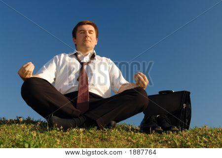 After-Work Meditation