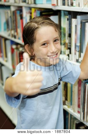 Thumbsup For Reading