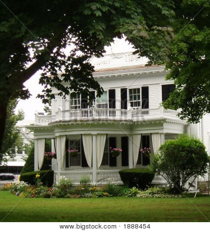 Edgarton Historic Home