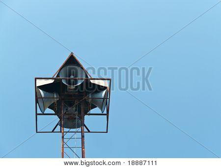 Speaker Post