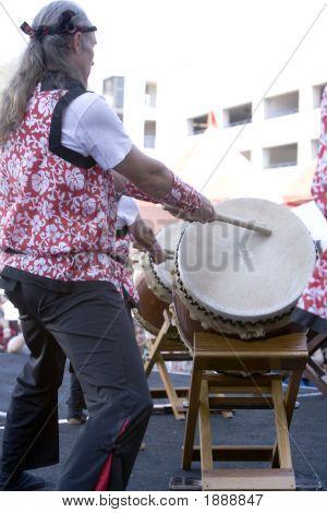 Taiko Drums 18
