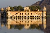 Water Palace, Jaipur. India