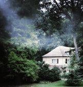 Постер, плакат: Дом с привидениями