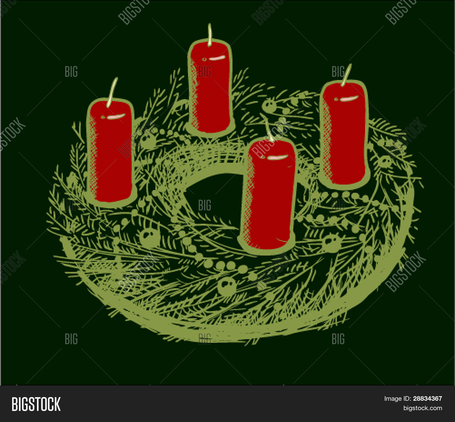 What Is the Advent Wreath? - ThoughtCo