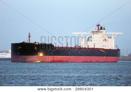 Largest Oil Tanker