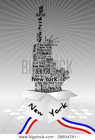 Statue Of Liberty Box
