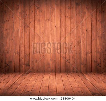 light wooden interior.
