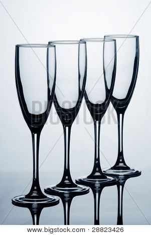Vine Glasses