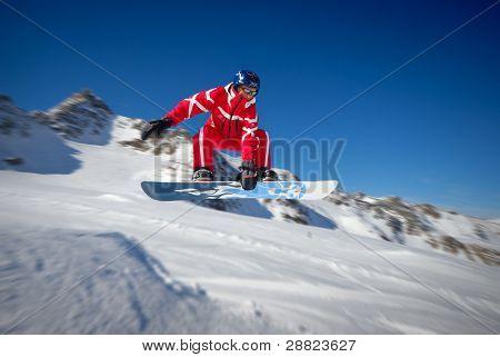 Saltador de esqui