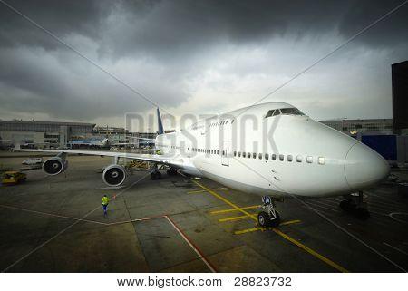 Boeing 747 en carga