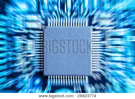The electronics technology