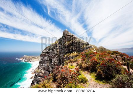 Cape point, Península del cabo, Sudáfrica