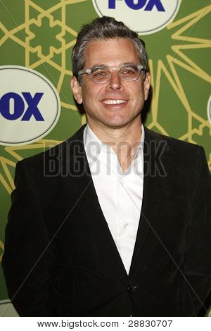 LOS ANGELES - JAN 8:  Rich Appel at the FOX All Star Winter TCA Party at Castle Green on January 8, 2012 in Pasadena, California.