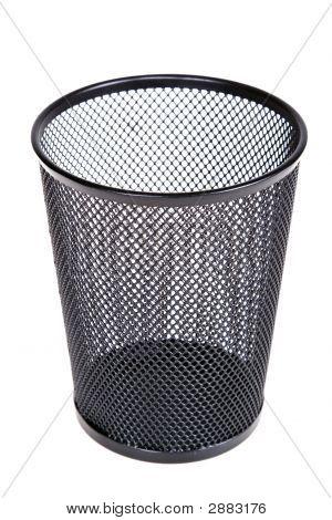 Empty Mesh Recycle Bin