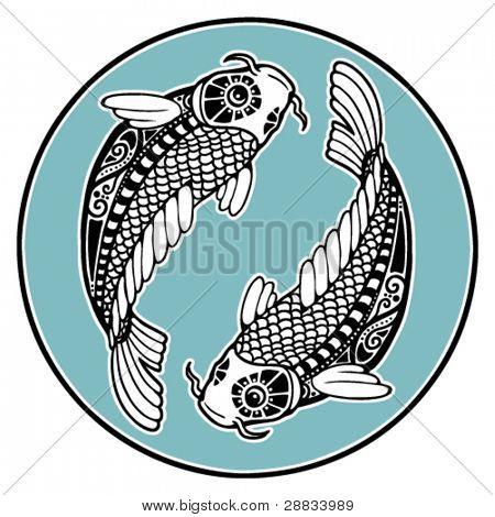 Tierkreis Zeichen Fische
