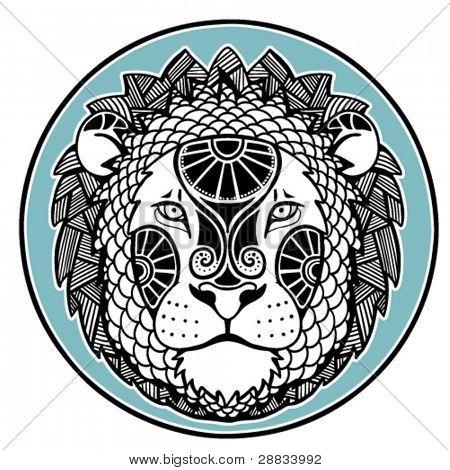 Signos do zodíaco - Leão