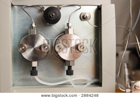 Detail Of Sec Chromatograph