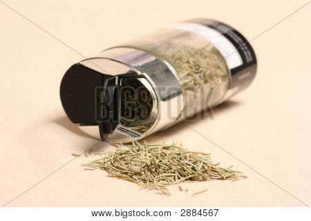 Spicebox Of Rosemary