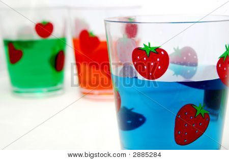 Multicolored Glasses