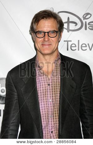 LOS ANGELES - JAN 10:  Henry Czerny arrives at the ABC TCA Party Winter 2012 at Langham Huntington Hotel on January 10, 2012 in Pasadena, CA