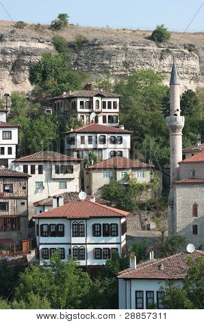 ottoman village of Safranbolu, Turkey