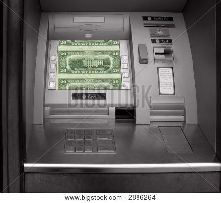 Cash Point Evening