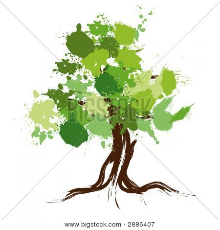 Vector Tree Design