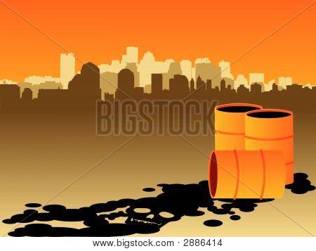 Umweltverschmutzung durch die Industrie