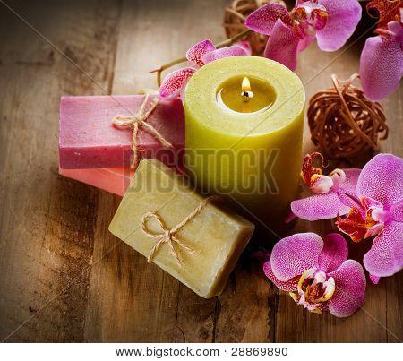 Spa Handmade natural Soap