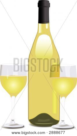 Whitewine Glasses