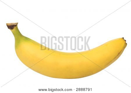 Banana Clipping Path