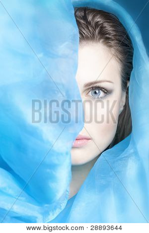 Retrato de una muchacha